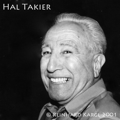 Portrait of Hal Takier