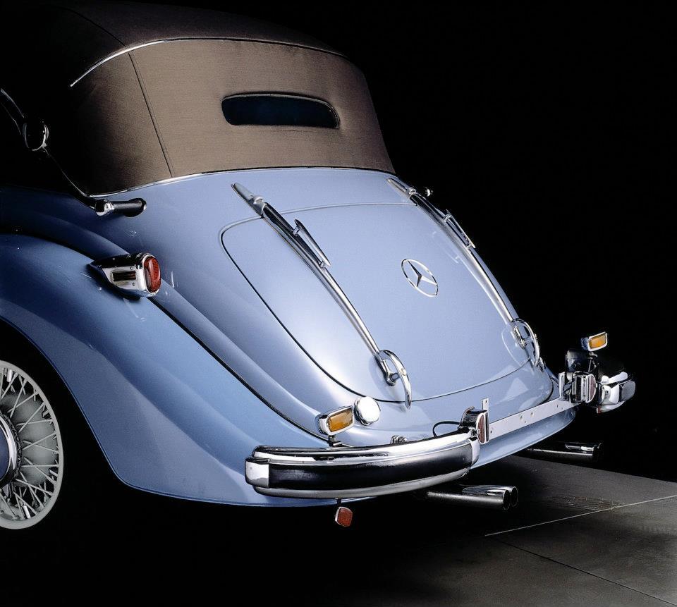 Mercedes-Benz 540 K Convertible